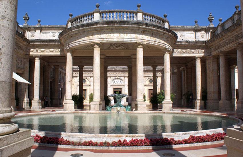 Stabilimento termale Tettuccio a Montecatini Terme | Toscana Turismo & Congressi