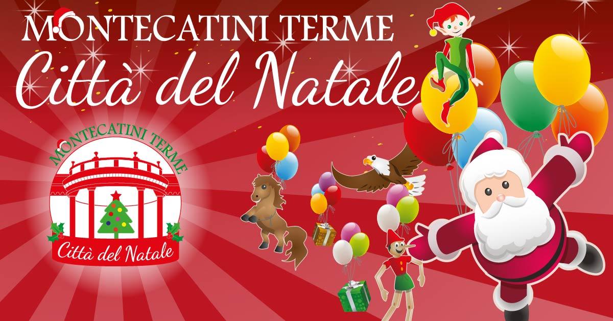 MONTECATINI CITTA' DEL NATALE | Toscana Turismo & Congressi